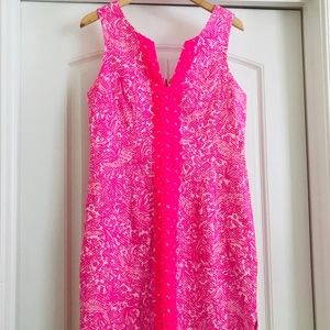 Lilly Pulitzer for Target Pink Shift dress